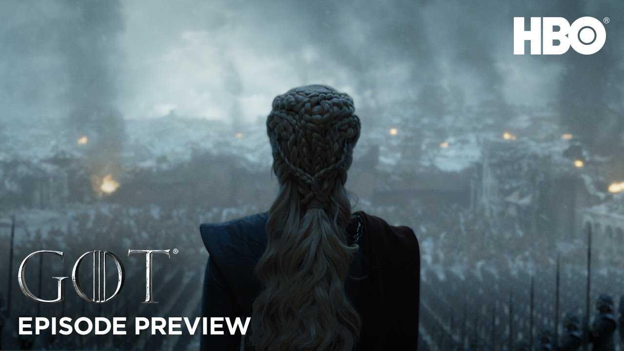 Game of Thrones Saison 8 episode 5 streaming